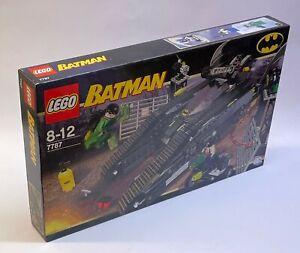 """LEGO System 7787 - Batman Bat-Tank - """"NEW"""""""