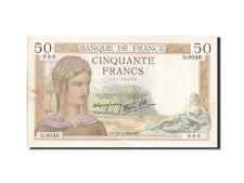 Billets, 50 Francs type Cérès #205220