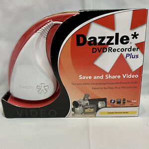 Pinnacle Systems Dazzle DVD Recorder Plus VHS > DVD Video Conversion
