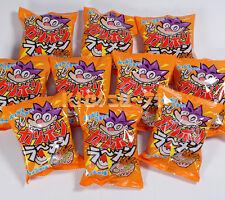 Japanese Foods Snack 10pcs set Crunchy Snack noodle Ramen Soy flavor sauce