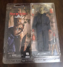 NECA Reel Toys Friday The 13th A New Beginning Jason Voorhees Roy Burns New