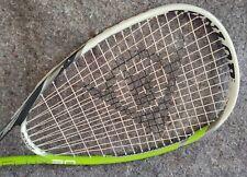 Dunlop FLUX 30 green white & black Squash Racquet