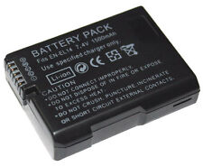 Replacement Battery For Nikon EN-EL14a Nikon DF D5300 D5200 D5100 D3300 3100