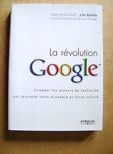 la révolution Google fonctionnement des moteurs de recherche  /Z111