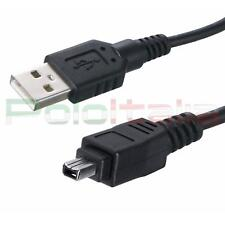 Kabel 3m usb 2.0 FIREWIRE 4 pin IEEE 1394 Adapter Daten foto video pc mini dv