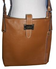 Nice Women's Courage b Shoulder Bag / Brown Leather