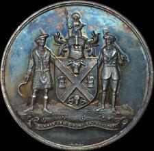 Scotland - Royal Highland Agricultural Society silver medallion - beautiful tone
