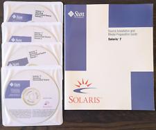 Sun Microsystems Solaris 7 Intel *Source Code* NOS SUNSRC