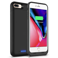 fits Apple iPhone 8 Plus , 7 Plus ,6 Plus External Power Battery Pack Case Cover