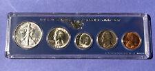 1946-P BU to Gem Unc. Genuine U.S. Mint Coins Government Mint Set Holder. Nice!