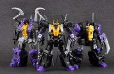 Fansproject Causality Crossfire Insecticons Thundershred Stormbomb Backfiery