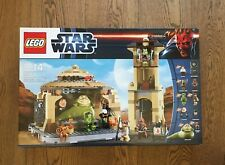 Lego 9516 Star Wars Jabba's Palace BRAND NEW sEALED
