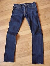 mens HOLLISTER super skinny jeans - size 32/32 good condition