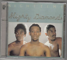 MIGHTY DIAMONDS - right time CD
