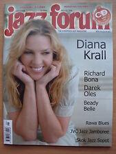 JAZZ FORUM 12/2004 DIANA KRALL,Richard Bona,Beady Belle,Miles Davis