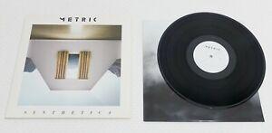 Metric Synthetica LP Vinyl 2012