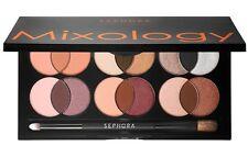 NIB Sealed Authentic SEPHORA Mixology Makeup Eye Palette in Sweet & Warm Mix