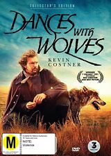 DANCES WITH WOLVES: COLLECTOR'S EDITION [NTSC ALL REGIONS] (3DVD)