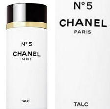 100% AUTHENTIC BEYOND RARE CHANEL No5 PARFUMED TALCUM TALC POWDER DISCONTINUED