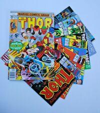 Thor Vol.1 lot of 7 #271,426,430,435,437,441,450 (1978-1992) VF/NM!