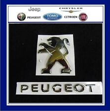 NEW GENUINE PEUGEOT GRILLE BADGE Front Emblem For Bipper Tepee 2008+ HDi