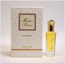 Rochas Madame Rochas 0.1oz  Women's Eau de Parfum Second edition. Mini perfume