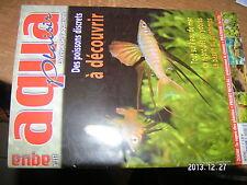 Aqua Plaisir n°117 Tout sur eau de mer repro Corydoras Bassin au Printemps Clown