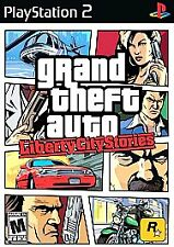 Grand Theft Auto: Liberty City Stories PlayStation 2 PS2 Disc Only Used GTA Game