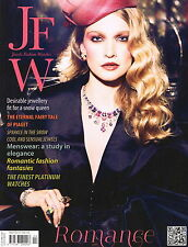 JFW MAGAZINE #4 Jewels Fashion Watches EMILY ARMENTA; AUDE LECHERE; ALEX GLENDAY