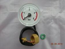Potterton Titanio 24 28 33 y 40 calibre 0-4 bar de presión & Arandela 248090
