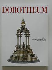 Dorotheum seit 1707 Silber Montag 22.11.2010 Palais