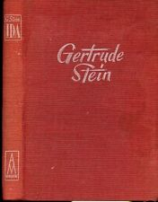 Gertrude Stein. Ida. 1948. 174 pp ill.