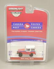 Greenlight 1:64 Canada Post 1975 JEEP DJ-5 Diecast model car