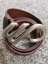 Christian Macleod Brown Leather Belt