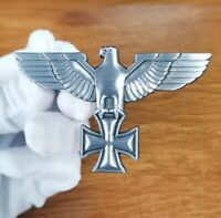 German Eagle Iron Cross Metal Badge Pin Military Medal Army Brooch Nice Replica
