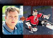 1996-97 Upper Deck Hart Hopefuls Bronze #10 Martin Brodeur