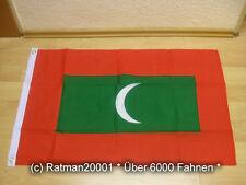 Fahnen Flagge Malediven - 60 x 90 cm
