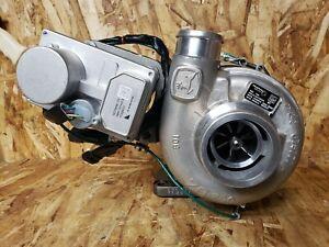 John Deere Borg Warner S200 Turbocharger RM100145 Turbo 12639860146