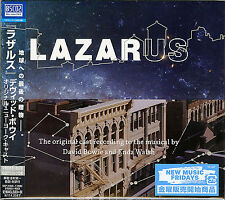 DAVID BOWIE-LAZARUS-JAPAN 2 BLU-SPEC CD2 H75