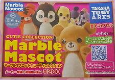 Japan Cutie Collection Marble Figure Mascot 6pcs - Takara Tomy ARTS   ^_^1