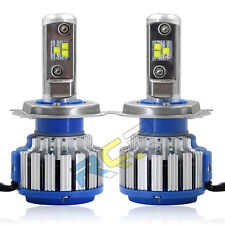 Cree LED Headlight Bulbs All-in-One Conversion Kit H4 9003 HB2 6000K Cool White