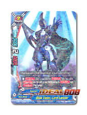 Buddyfight x 4 Blue Valor, Lord Lancer [H-PP01/0035EN R] English Mint Future Car