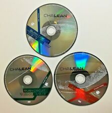Chalean Extreme Push, Burn & Lean Circuits 1 2 3 Phase 1 2 & 3 Fitness 3 Dvd Lot