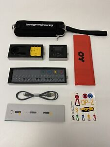 Teenage Engineering OP-Z Multimedia Synthesizer & Sequencer With Accessories