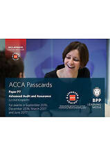 ACCA P7 Advanced Audit and Assurance (UK): Passcards New Spiral-bound Book BPP L