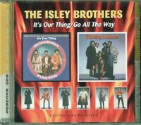 The Isley Brothers - It'S Our Thing / Go All The Way Remastered Cd Perfetto