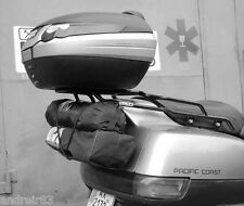 Complete rack & luggage rack system for Honda PC800 Pacific Coast Black Mmoto