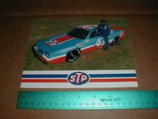 Richard Petty 1983 Pontiac STP Son Of A Gun NASCAR racing rare Postcard Handout