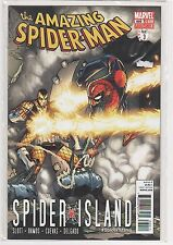 Amazing Spiderman #669 Humberto Ramos Shocker Spider Island 9.4