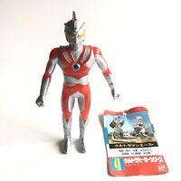 "Ultraman ACE Vintage Bandai Popy Sofubi Figure 1984 Vinyl 6.25"" With Tag"